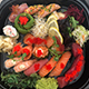 10 bitar Sushi Mix